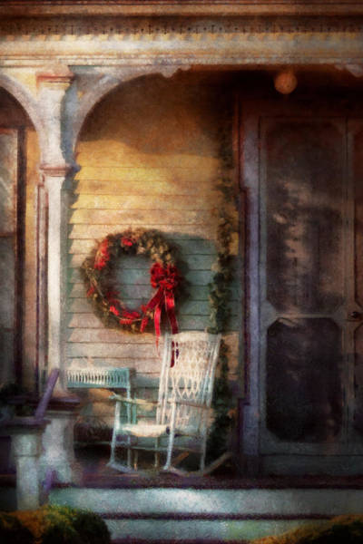 Photograph - Christmas - Christmas Is Right Around The Corner by Mike Savad