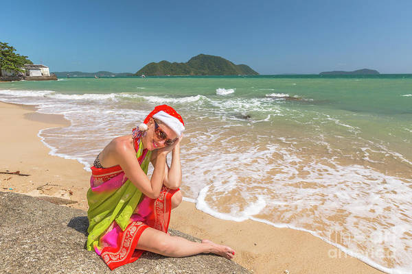 Photograph - Christmas At Tropics by Benny Marty
