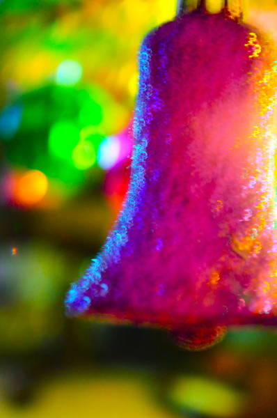 Photograph - Christmas Bell  by Bridgette Gomes