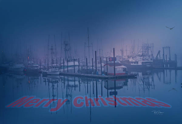 Photograph - Christmas By The Bay by Bill Posner