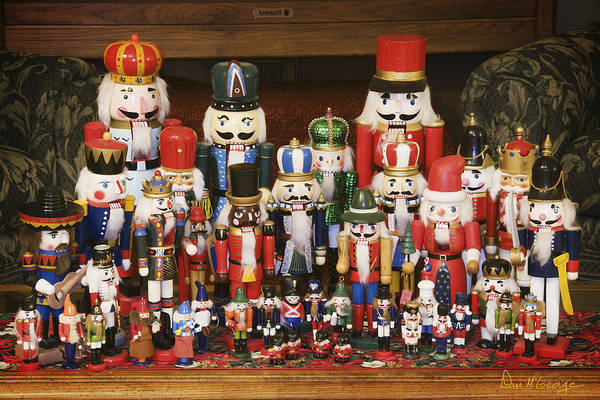 Photograph - Christmas Crackers by Dan McGeorge