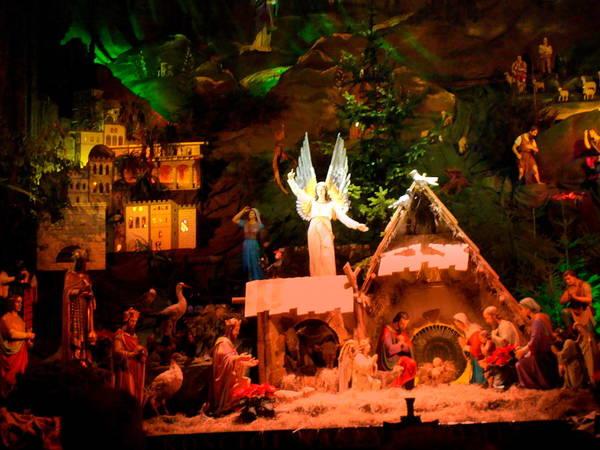 Gorecki Photograph - Christmas Crib by Henryk Gorecki
