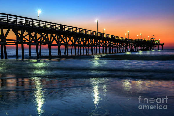 Photograph - Christmas Day Sunrise by David Smith