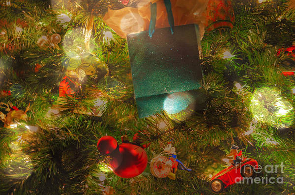 Photograph - Christmas Dreams by Paulette B Wright