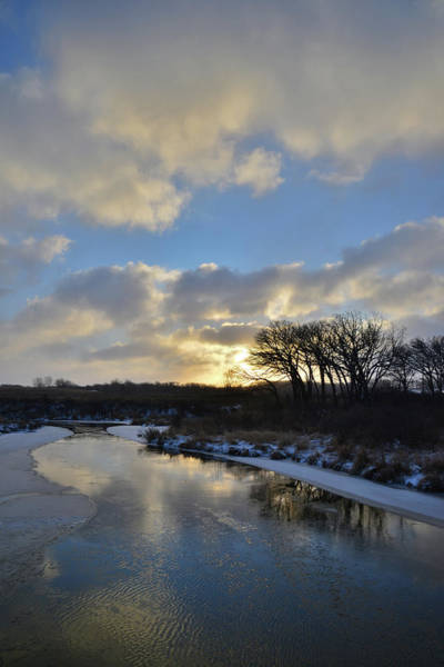 Photograph - Christmas Morning 2017 In Glacial Park 24 by Ray Mathis