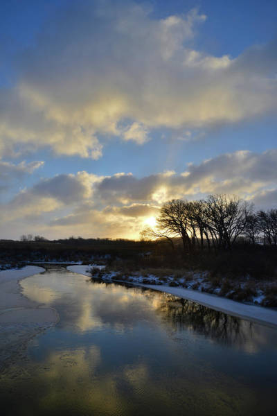 Photograph - Christmas Morning 2017 In Glacial Park 25 by Ray Mathis