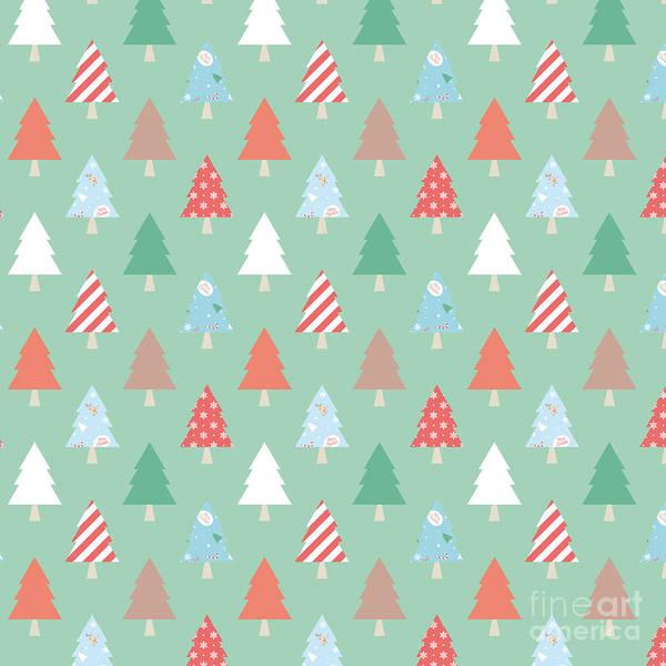 Christmas Digital Art - Christmas Pillow by Edward Fielding
