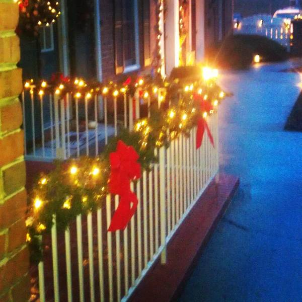 Photograph - Christmas Scene by Bc Adamkowski