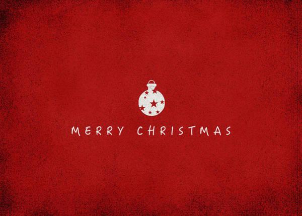 Christmas Gift Digital Art - Christmas Series Christmas Ball by Kathleen Wong