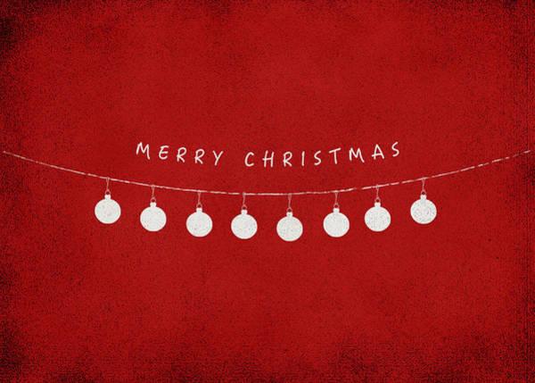 Christmas Digital Art - Christmas Series Christmas Decor by Kathleen Wong