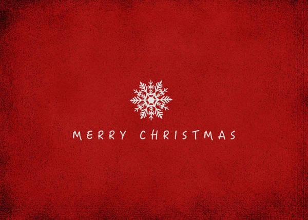 Christmas Gift Digital Art - Christmas Series Christmas Snowflake by Kathleen Wong