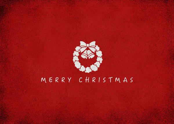 Christmas Gift Digital Art - Christmas Series Christmas Wreath by Kathleen Wong