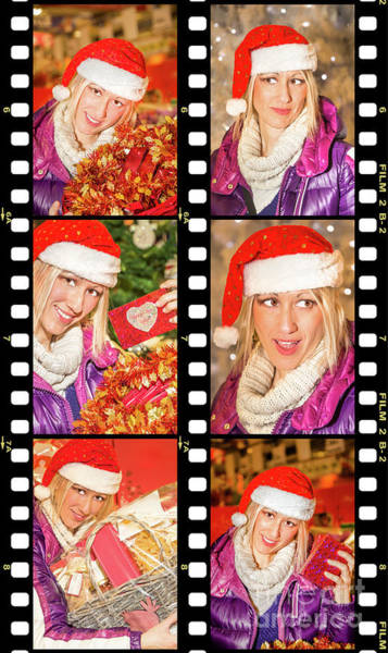 Photograph - Christmas Shopping by Benny Marty