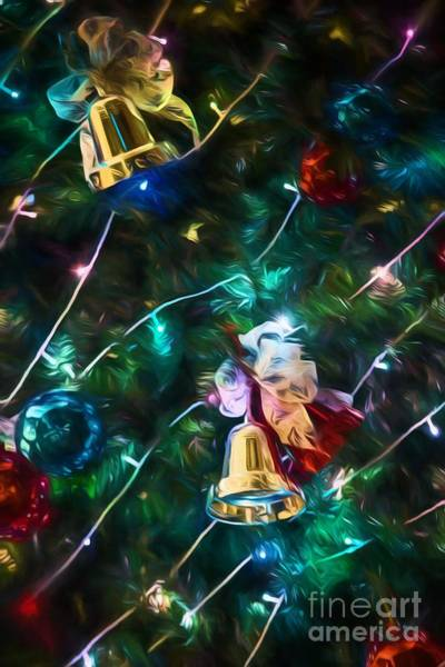 Photograph - Christmas Sparkle        Go by Ray Warren