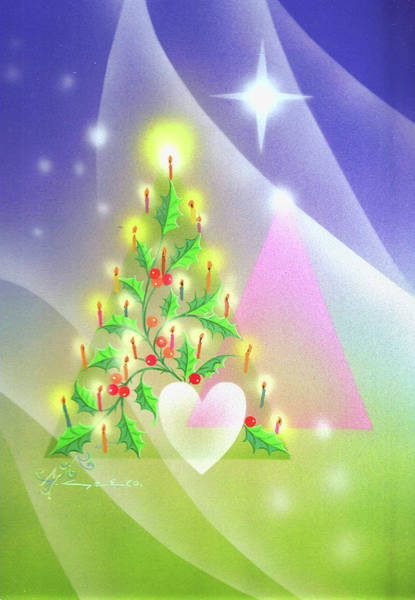 Photograph - Christmas Tree And Colors by Laura Greco