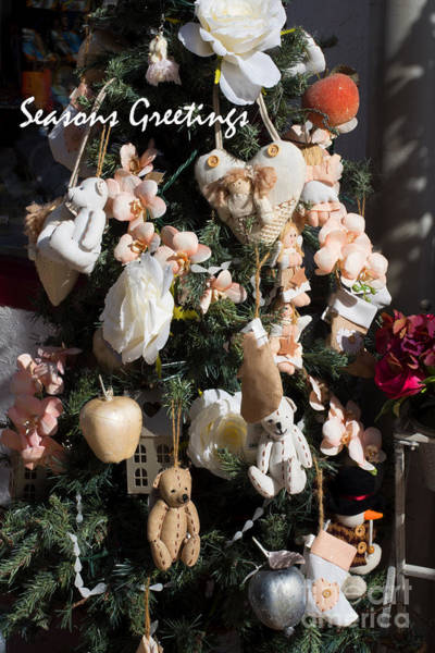 Photograph - Christmas With Spanish Style  by Brenda Kean