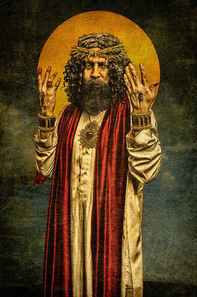 Photograph - Christus Resurrexit by Chris Lord