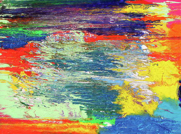 Painting - Chromatic by Ralph White