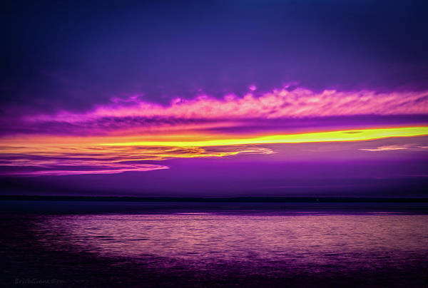 Photograph - Chromatic Sunset by Erich Grant