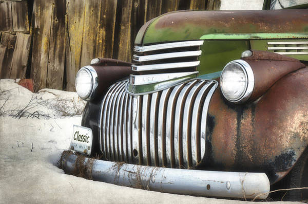 Photograph - Chromed Beauty  by Beve Brown-Clark Photography