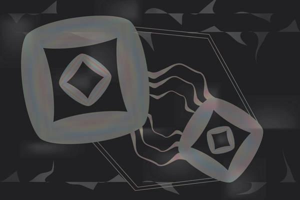 Digital Art - Chromoid by Kevin McLaughlin
