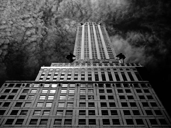 Photograph - Chrysler Building by M G Whittingham