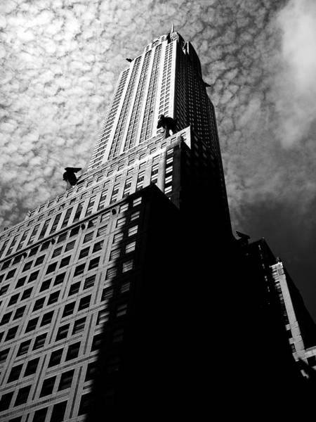 Photograph - Chrysler Building II by M G Whittingham