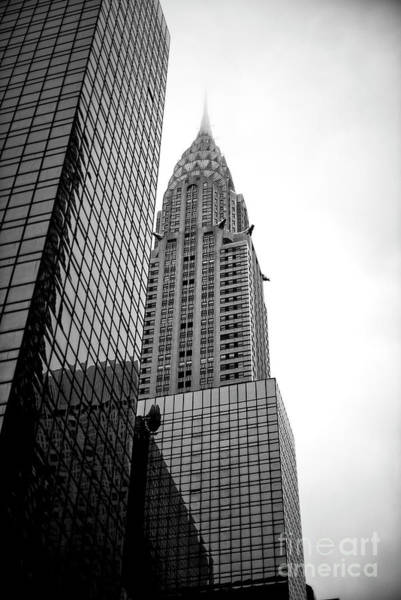Photograph - Chrysler Building by John Rizzuto