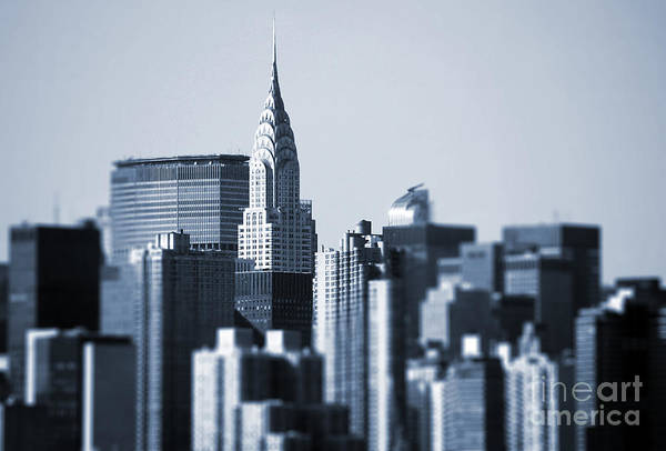 Photograph - Chrysler Building by Matt