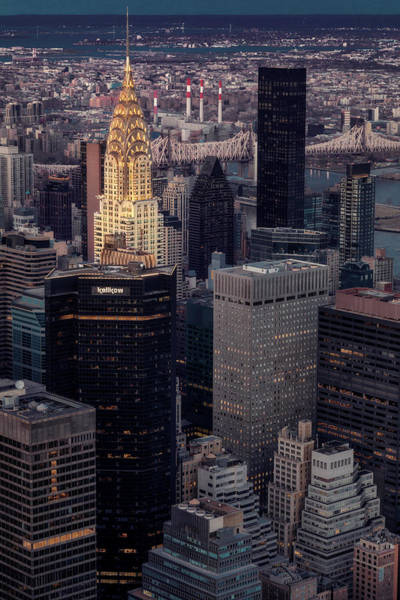 Photograph - Chrysler Building Nyc  by Susan Candelario