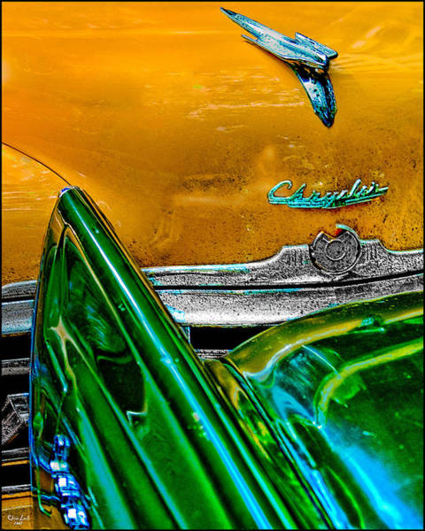 Photograph - Chrysler by Chris Lord
