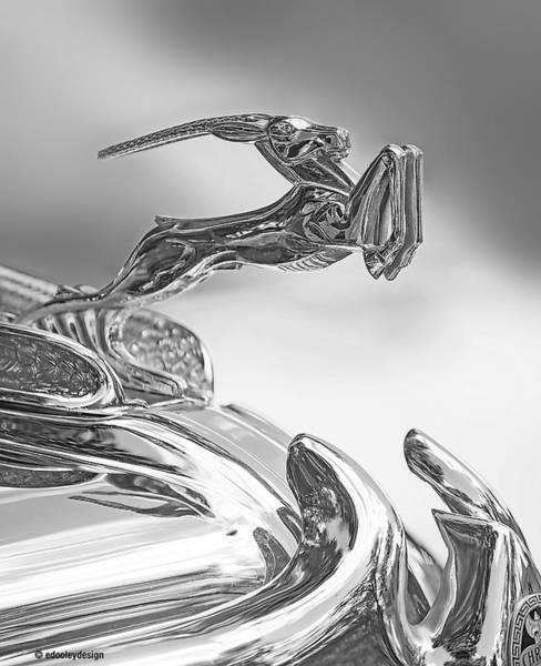 Photograph - Chrysler Gazelle by Ed Dooley