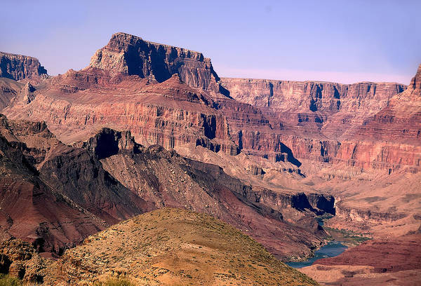 Photograph - Chuar Butte  Grand Canyon National Park by NaturesPix