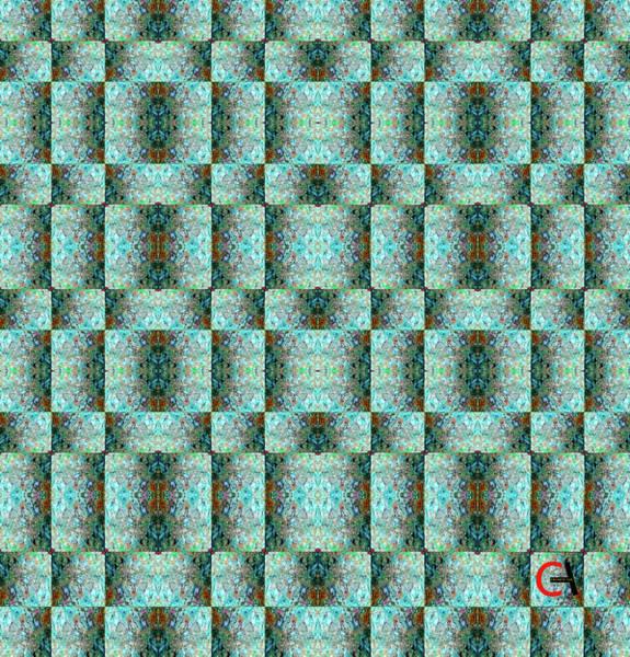 Mixed Media - Chuarts Epic Illusion 1b2 by Clark Ulysse