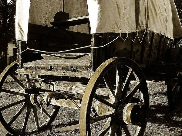 Photograph - Chuck Wagon 1 by Scott Hovind