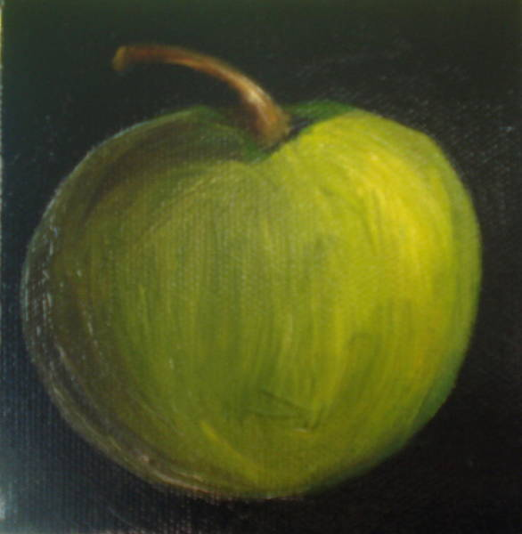 Painting - Chunky Granny  - Sold by Susan Dehlinger
