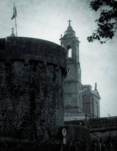 Wall Art - Photograph - Church And Castle by Teresa Mucha