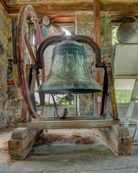 Photograph - Church Bell 1783 by Jim Proctor