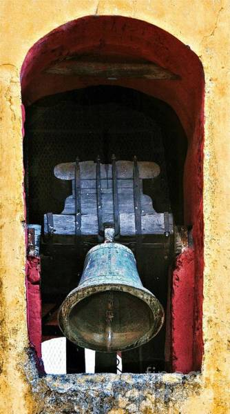 Photograph - Church Bell by Tatiana Travelways