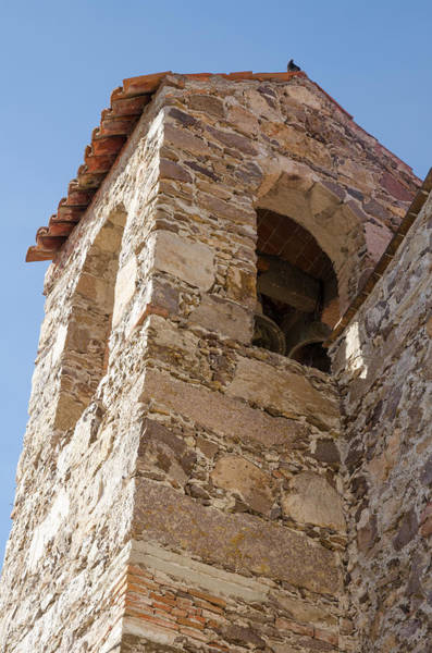 Photograph - Church Bell Tower. by Rob Huntley