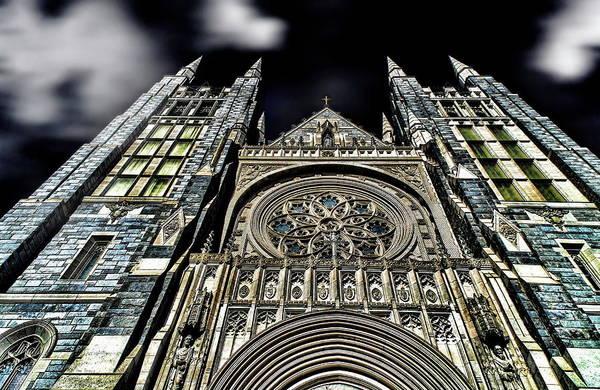 Photograph - Church by Bob Orsillo
