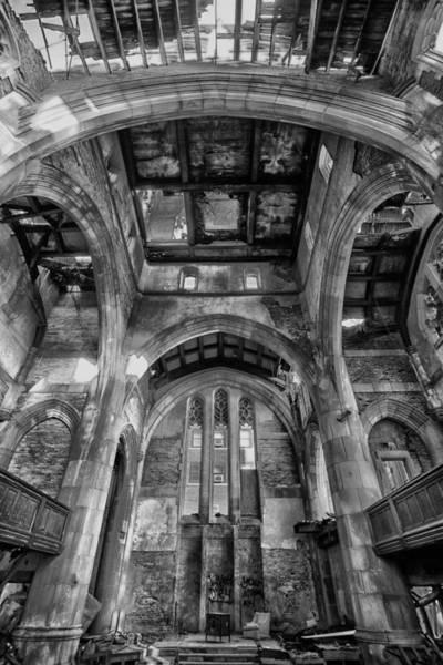 Photograph - Church by CA  Johnson