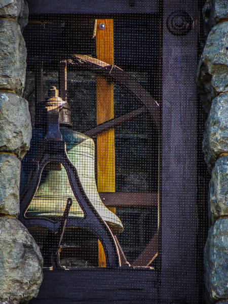 Photograph - Church Chimes by Glenn Feron