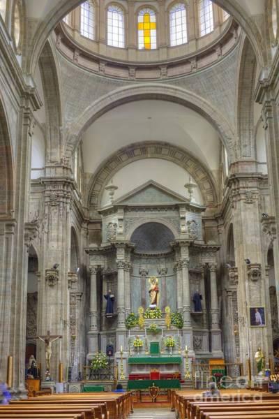 Wall Art - Photograph - Church In Guanajuato by Juli Scalzi