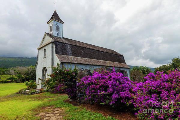Wall Art - Photograph - Church In Paradise by Mike Dawson