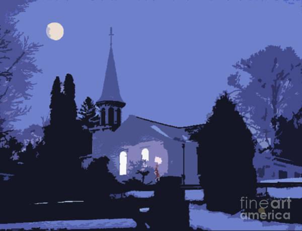 Wall Art - Photograph - Church by Jim Wright