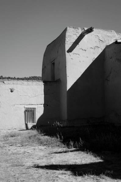 Photograph - Church - Las Trampas Nm No.2 by David Gordon