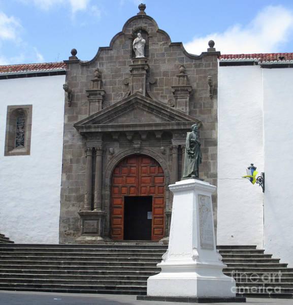El Salvador Photograph - Church Of El Salvador 3 by Randall Weidner