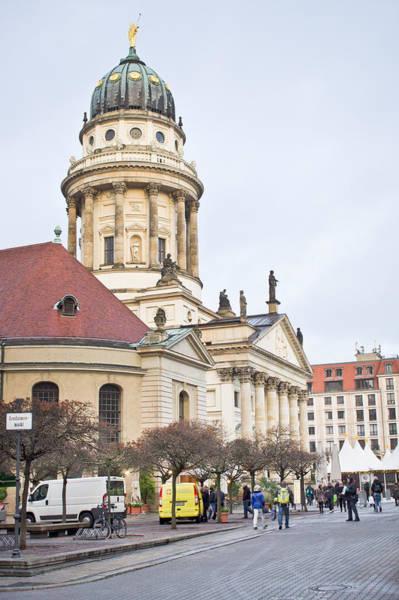 Wall Art - Photograph - Church Of Friedrichstadt by Tom Gowanlock