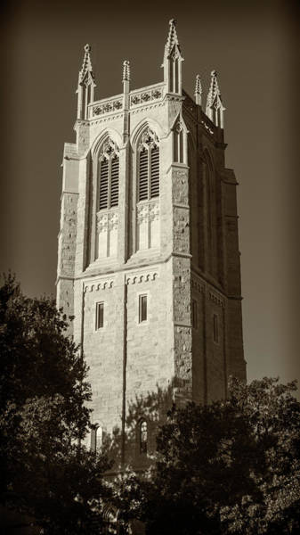Wall Art - Photograph - Church Of Heavenly Rest Bell Tower #2 by Stephen Stookey